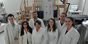 Étudiants de l'INSA Toulouse et Lyon et de l'université Paul Sabatier - © DDM F.Charmeux