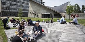 Campus INSA Lyon