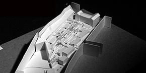 Maquette école Michel Servet