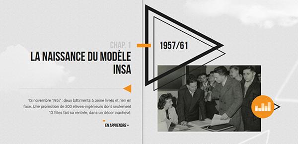 Nathalie Mezureux, directrice de l'ENSALyon et Eric Maurincomme, directeur de l'INSA Lyon