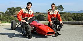 Julien Chaffard et Morgan Pezzo.
