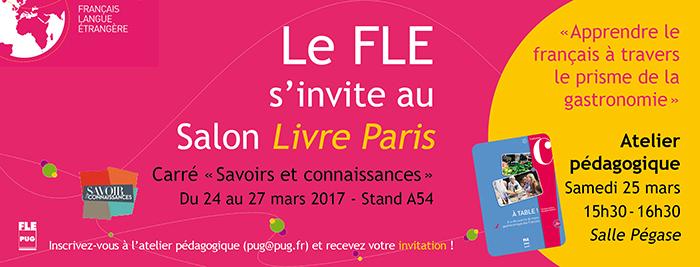 FLE_PUG_Salon_du_livre_2017