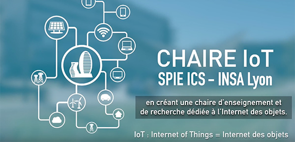 Chaire IoT