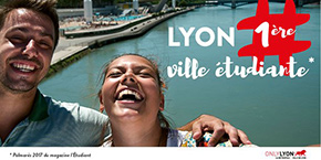 Lyon 1re ville étudiante