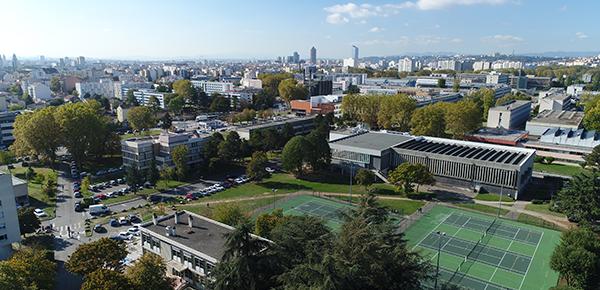 Campus LyonTech-La Doua