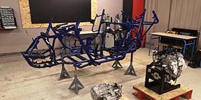 Prototype buggy