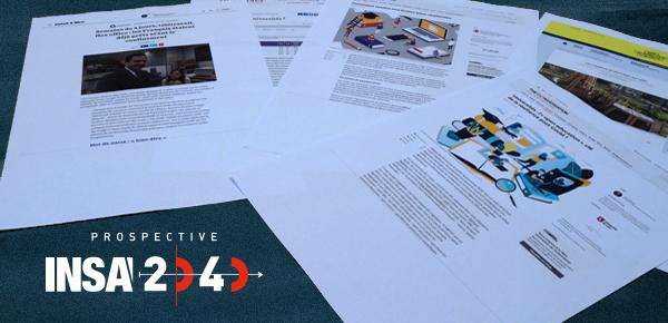 Prospective #INSA2040 : revue de presse