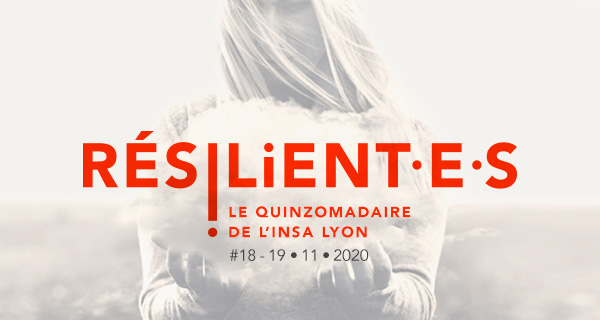 Résilient·e·s, la lettre de l'INSA Lyon