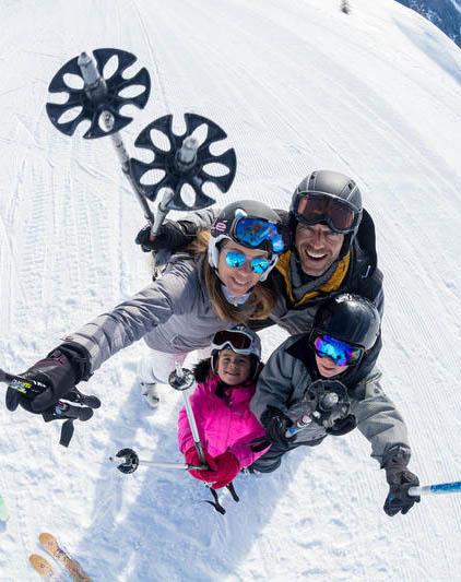 Skiez aux portes de Nice