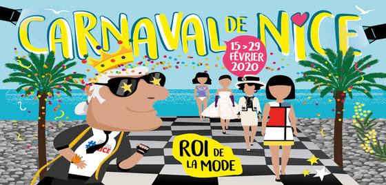 Nice Carnaval 2020 Officiel