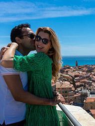 la Saint-Valentin à NIce Côte d'Azur