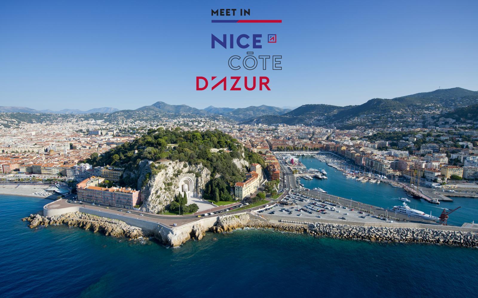 10 bonnes raisons de choisir Nice Côte d'Azur pour votre prochain événement !