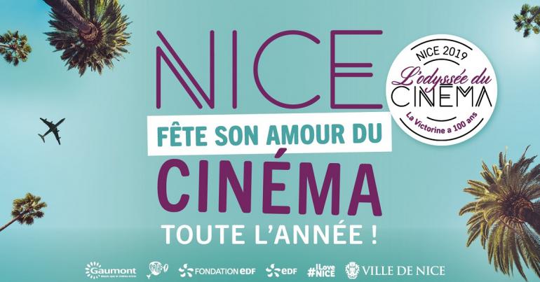 Nice 2019, l'Odyssée du Cinéma