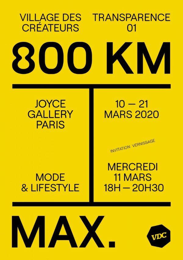 A Paris, l'exposition Transparence 01 présente le Village des Créateurs de Lyon  VDC-800-Invitation-ok